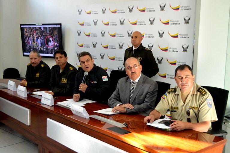 Foto: Flickr / Ministerio del Interior