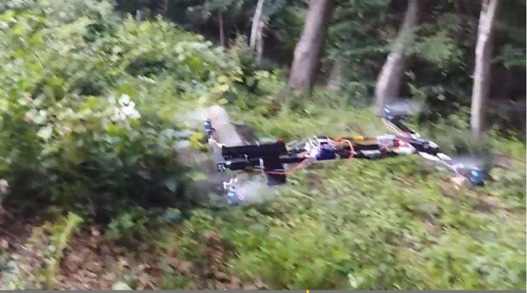 """El video """"Flying Gun"""" fue colgado en YouTube el 10 de julio y ya tiene cerca de dos millones de visitas."""