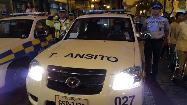 Foto: Twitter / ATM Guayaquil