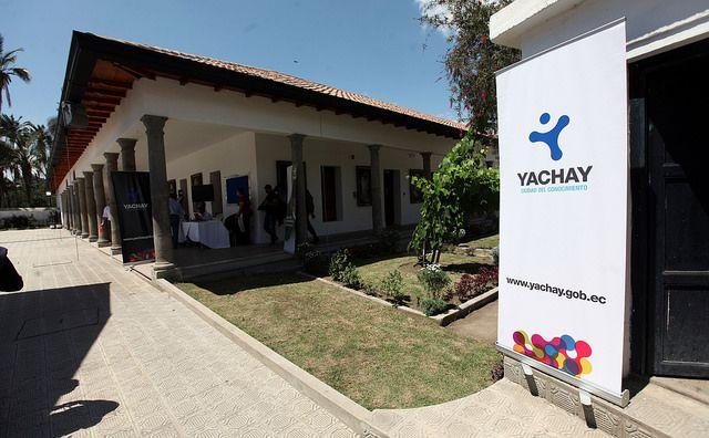 Foto: Universidad de Yachay.