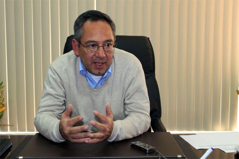 Augusto Espinosa, ministro de Educación. Foto: Archivo / Ecuavisa.com.