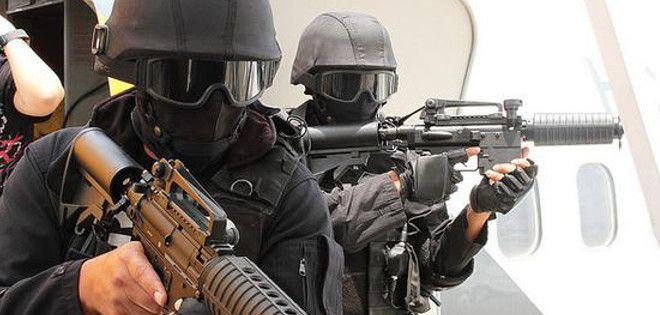 En el megaoperativo se detuvo a 19 personas. Foto referencial: Ecuavisa.com.
