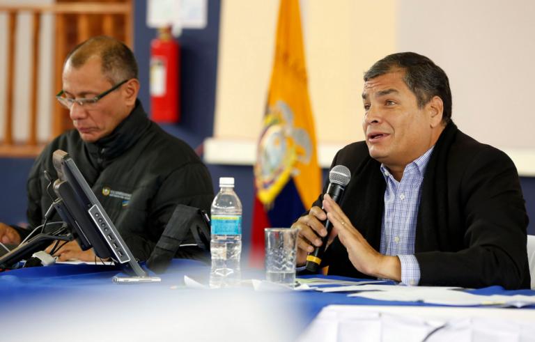 Foto: Flickr / Presidencia Ecuador.
