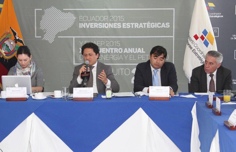 Foto: Ministerio de Sectores Estratégicos
