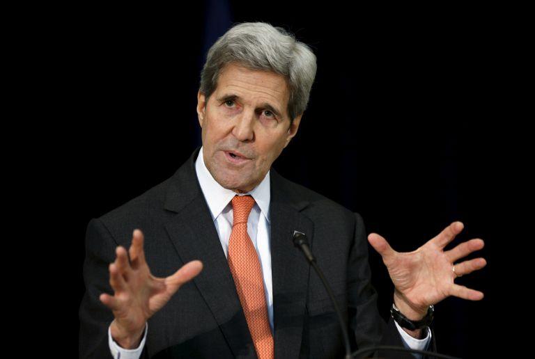 John Kerry. Foto: REUTERS.