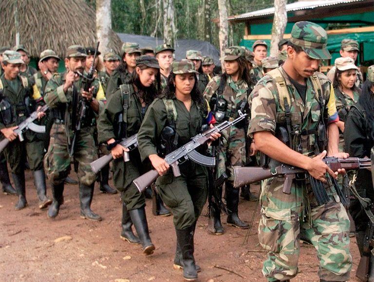 Los guerrilleros indultados se encuentran en diferentes cárceles de Colombia.