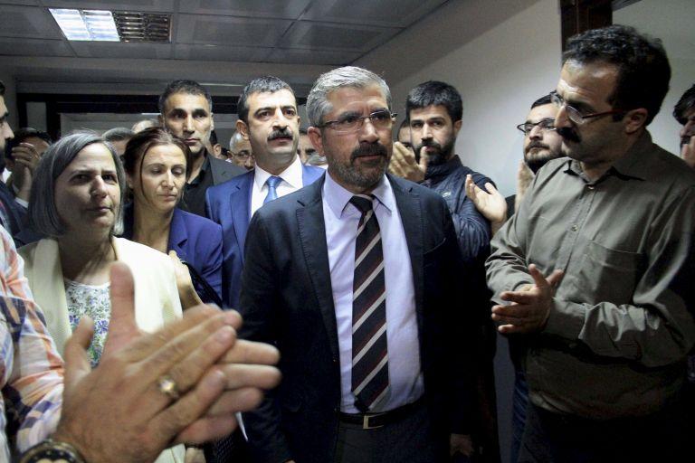 Foto de archivo de Tahir Elçi, presidente del colegio de abogados en Diyabarkir. Foto: REUTERS.
