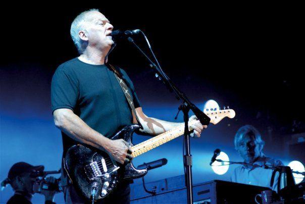 David Gilmour.