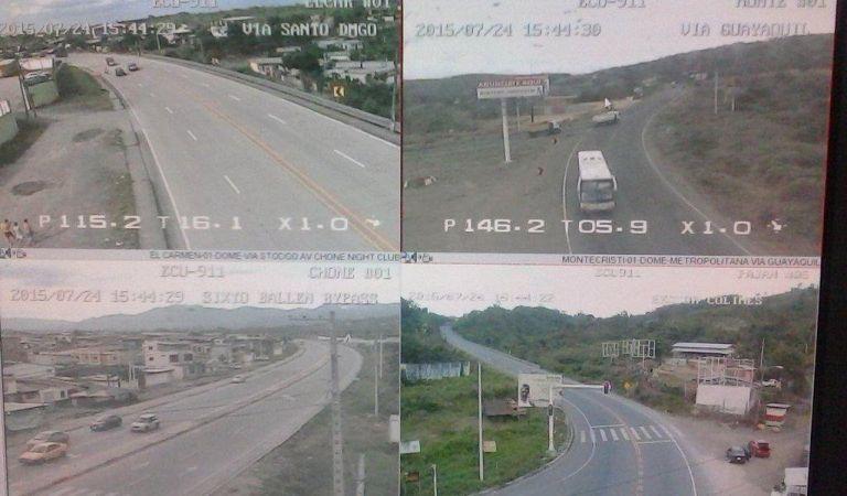Foto: Servicio Integrado de Seguridad ECU-911.