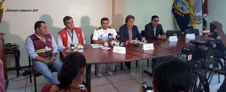 Foto: Armada del Ecuador