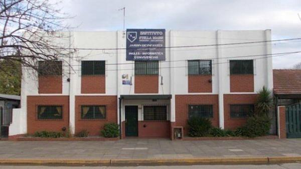 El alarmante episodio tuvo lugar en el Instituto privado Stella Maris. Foto : Internet.