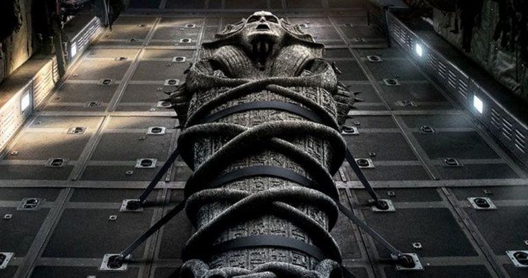 "EE.UU.- ""The Mummy"" (""La Momia"") vuelve el 2017 a la gran pantalla. Universal divulgó las primeras imágenes. Fotocaptura del video"