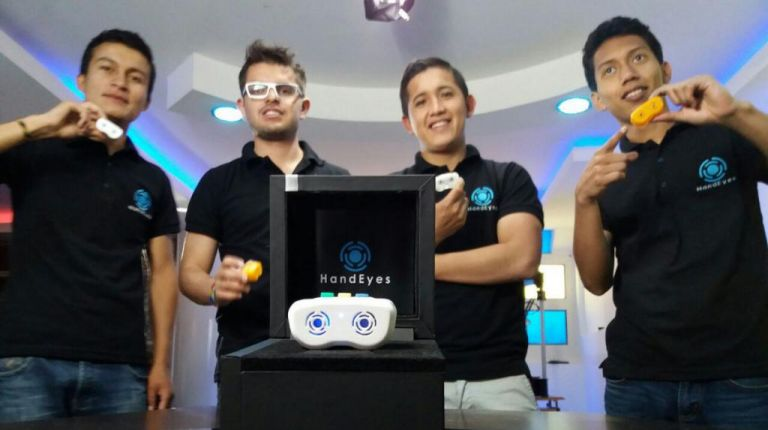 El joven ganó el concurso latinoamericano 'Una Idea para cambiar la historia'|Foto: Internet