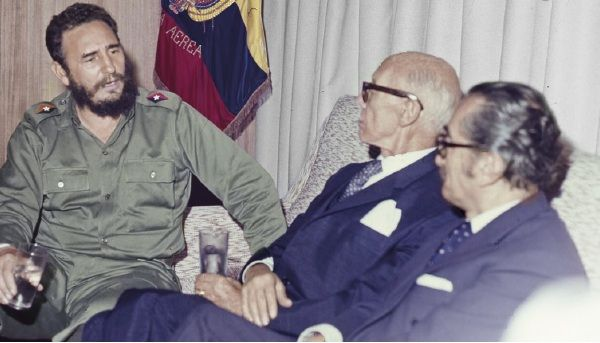 En el camino de las relaciones Ecuador-Cuba se cuentan incidentes diplomáticos y profundas amistades. | Foto: Vistazo