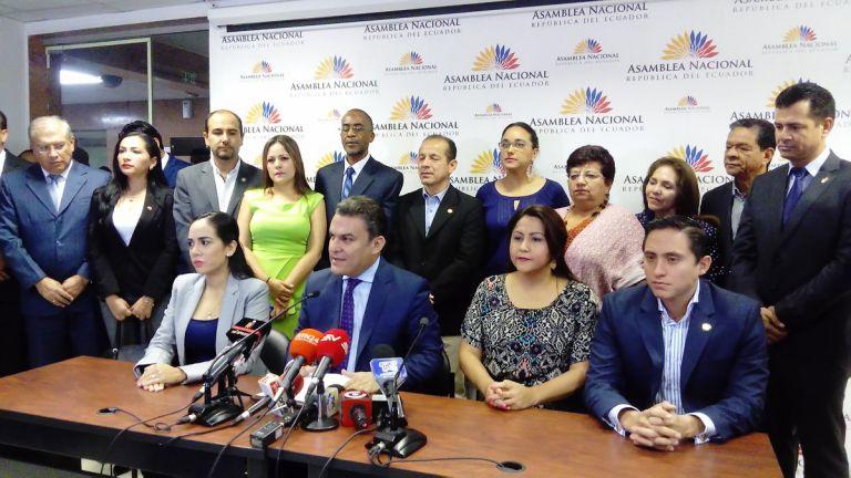 Foto: Twitter / Asamblea Nacional.