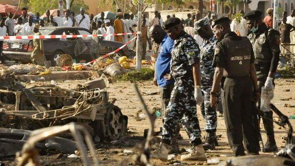 Esta es la segunda vez en una semana que cuatro mujeres kamikaze perpetran ataques en Maiduguri. Foto: RTVE