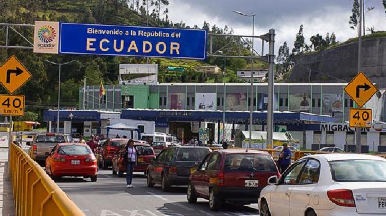 En el mes de julio 29.795 venezolanos ingresaron al país, mientras que en junio se registraron 17 mil y en mayo, 14 mil. Foto: Internet