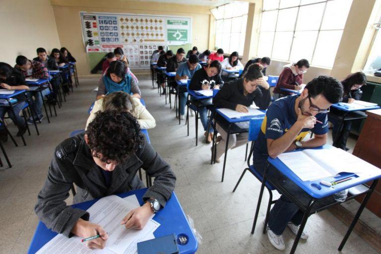 Los aspirantes podrán acceder a esta nueva fase educativa después de haber presentado los resultados del examen Ser Bachiller. Foto: Internet