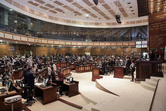 """""""En total, dijo, son 149 modificaciones que mejoran el texto enviado por el Ejecutivo"""", según Muñoz. Foto: Asamblea"""