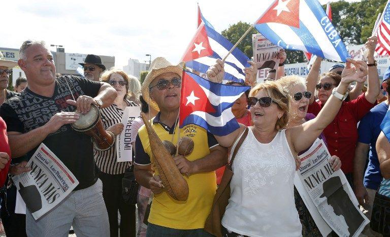Más de ocho millones de cubanos mayores de 16 años (en una población de 11,2 millones), fueron convocados a elegir por voto directo y secreto. Foto: AFP