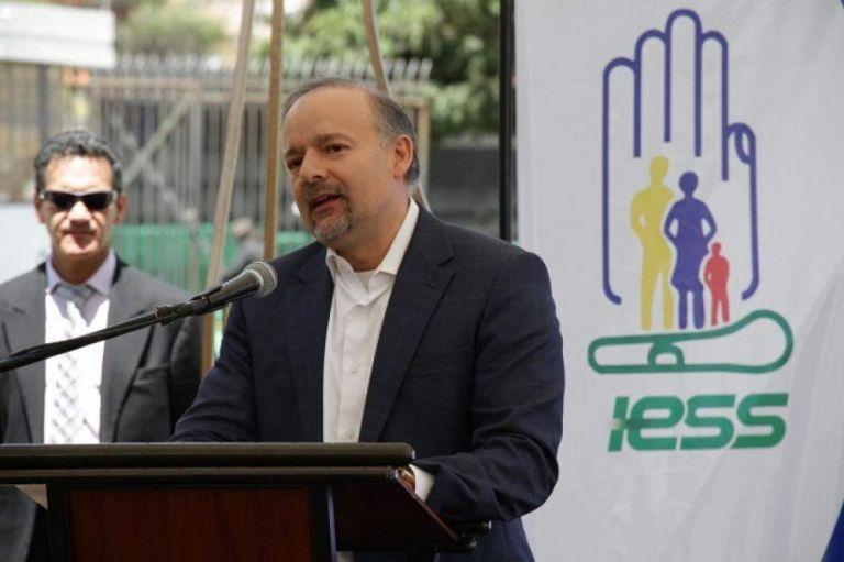 """""""No me siento ningún perseguido político"""", dijo Espinosa. Foto: archivo"""