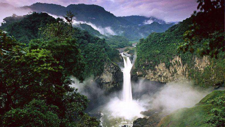 El proyecto promueve el desarrollo equitativo de la Amazonía frente al resto del país. Foto: Archivo.