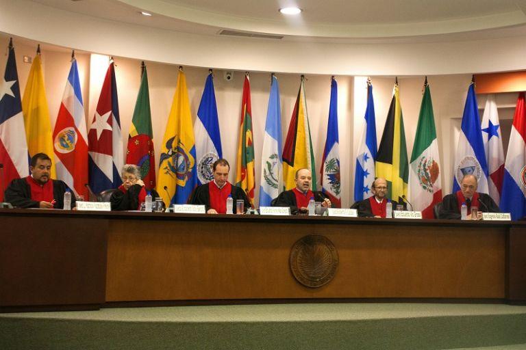 La Corte está integrada por siete Jueces, nacionales de los Estados miembros de la OEA. Foto: Corte IDH