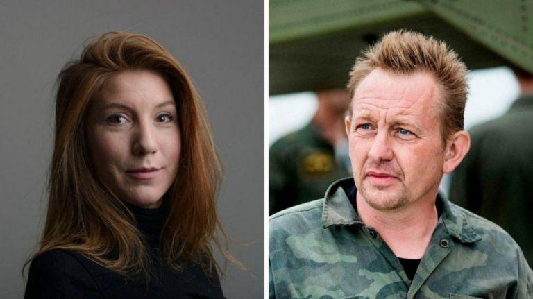 Madsen, se declaró, a través de su abogada, inocente de homicidio en la apertura de su juicio. Foto: AFP