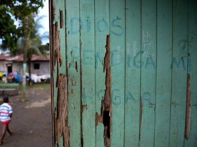 En esa localidad, ha estallado la violencia debido a una decena de grupos criminales que quieren hacerse con el control de la producción de la cocaína. Foto: archivo AFP
