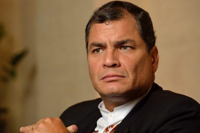 Para que pueda ser enjuiciado, Correa deberá estar en Ecuador. Foto: Reuters