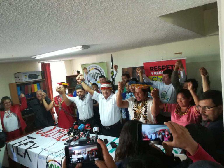 """Según el abogado, el Gobierno """"no puede interferir"""" con la ejecución de la sentencia contra Chevron. Foto: CDES"""