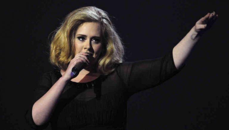 Adele cuenta con una fortuna estimada de 147,5 millones de libras. Foto: AFP