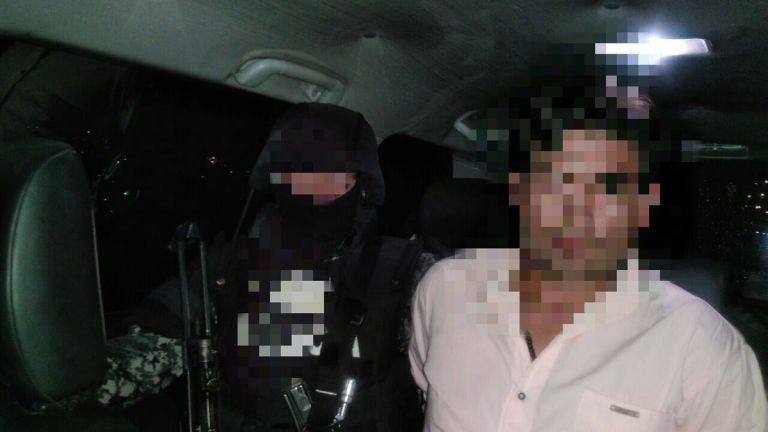 Detienen en Quito a homnre acusado de violar a 9 niñas. Foto: Policía Ecuador