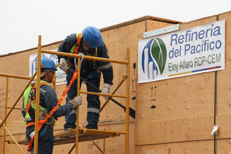 El expresidente Rafael Correa exigió que le presenten pruebas de que la ONU hubiera asesorado en la evaluación técnica de obras emblemáticas durante su gobierno. Foto: Flickr Ministerio de Hidrocarburos.