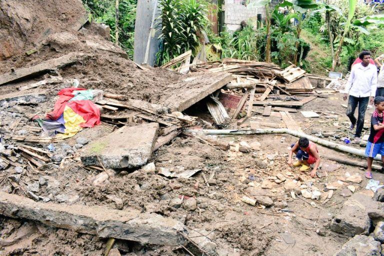 Los hechos ocurrieron en las provincias del Guayas, Santa Elena y  Santo Domingo, informó el Sistema Integrado de Seguridad (ECU 911). Foto: GAD Santo Domingo.
