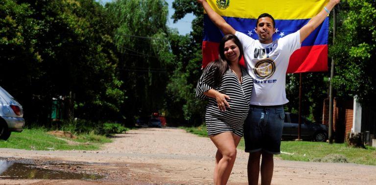 Ella emigró a Argentina en julio pasado para instalarse con su familia. Foto: Diario Clarín (Argentina)