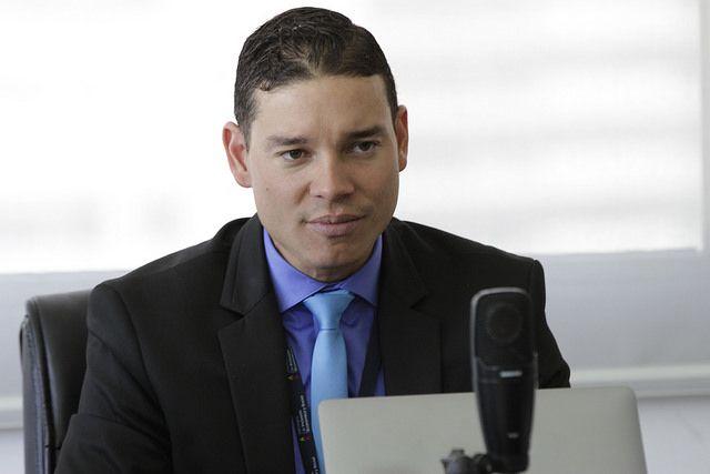 Fiscal Ivonne Proaño sostiene que orden de prisión contra Espinel caduca en 80 días. Foto: Ecuavisa.