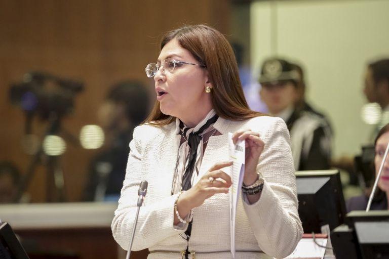 La CNJ dictó una orden de prisión preventiva contra Espín, después de que incumpliera la medida de presentarse periódicamente ante el Tribunal. Foto: Flickr Asamblea