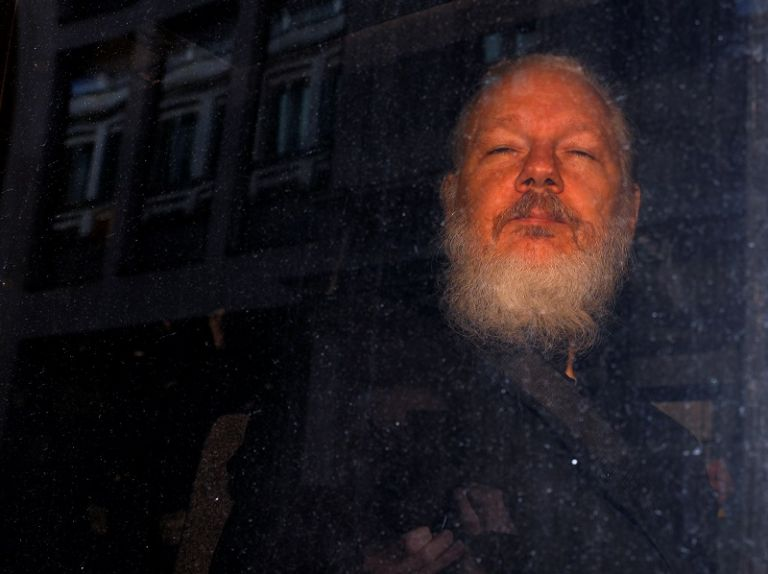 Washington considera que Assange no fue un mero receptor de dichos documentos. Foto: Reuters