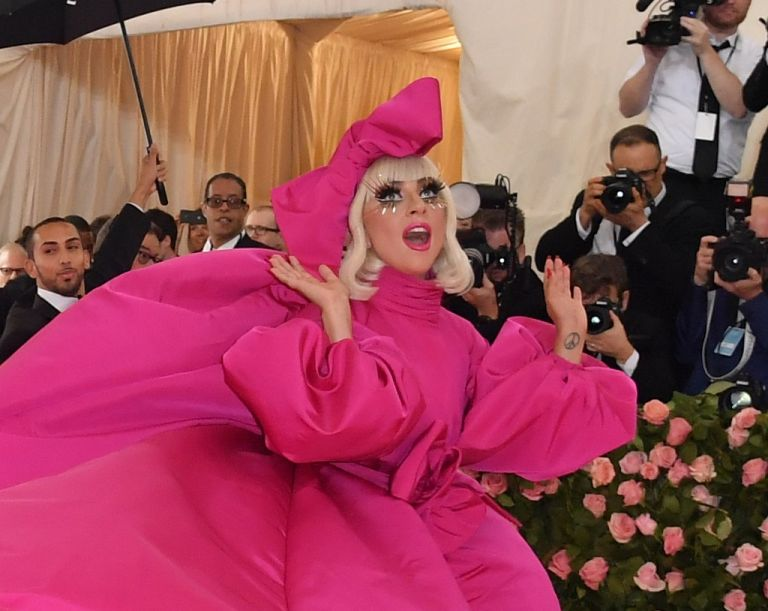 Lady Gaga. Foto: AFP