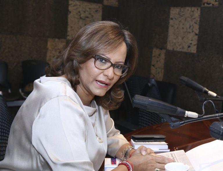 Según Cabezas, ella goza del respaldo del Presidente de la República, Lenín Moreno. Foto: Flickr Asamblea