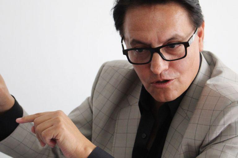 """Según Fernando Villavicencio, quien daba las órdenes sobre el caso """"Arroz Verde"""" era el expresidente Rafael Correa, y Martínez solo obedecía"""