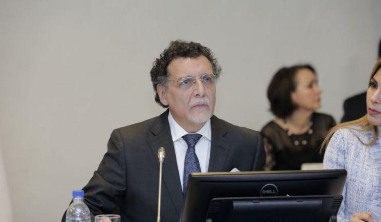 Desde junio de 2017, Pablo Celi asumió las funciones de autoridad subrogante de la Contraloría. Foto: archivo.