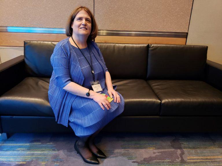Hedy Kindler, oncóloga en la University of Chicago Medical Center. Foto: AFP.