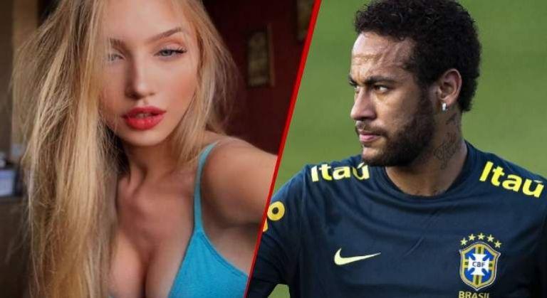 Najila Trinidade Mendes de Souza, presentó el 31 de mayo una denuncia por violación contra el astro de la selección brasileña y del PSG.