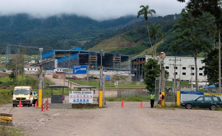 A PUNTO DE EXPLOTAR EL COBRE. El proyecto Mirador, en Zamora Chinchipe, entrará en fase de exploración a fines de este año, inaugurando la minería a gran escala en Ecuador.