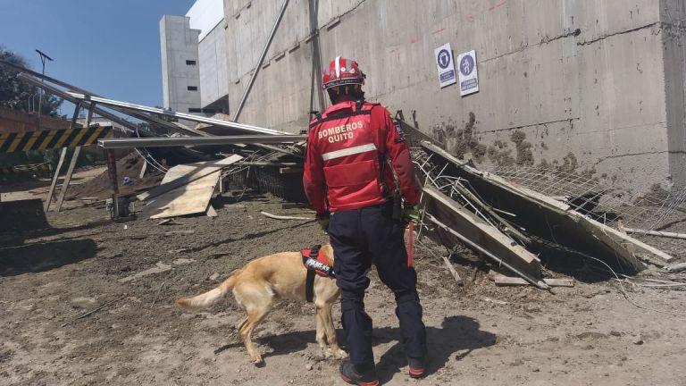 Foto: Bomberos de Quito.