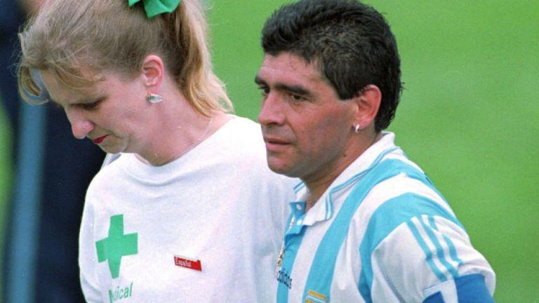 Aquel 25 de junio de 1994 la carrera de Maradona y el fútbol de argentina cambiarían para siempre.