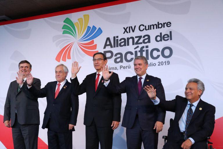 Ecuador ahora es candidato a Estado Asociado, con miras a su futura adhesión como miembro pleno. Foto: @A_delPacifico