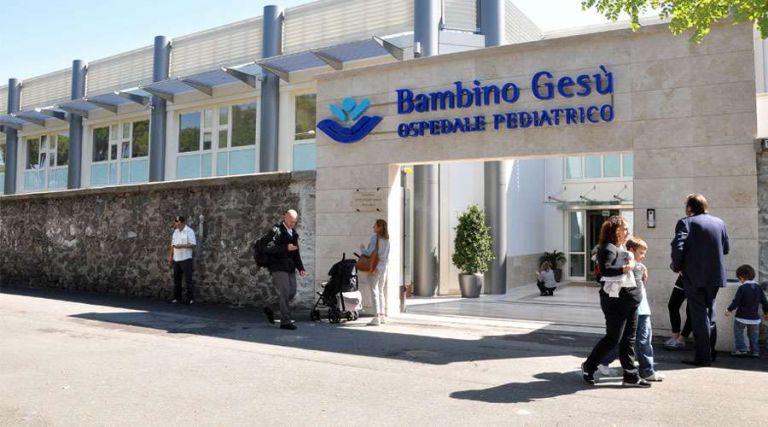 Foto: Hospital Bambino Gesù.